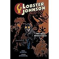 Lobster Johnson: The Iron Prometheus, Volume 1