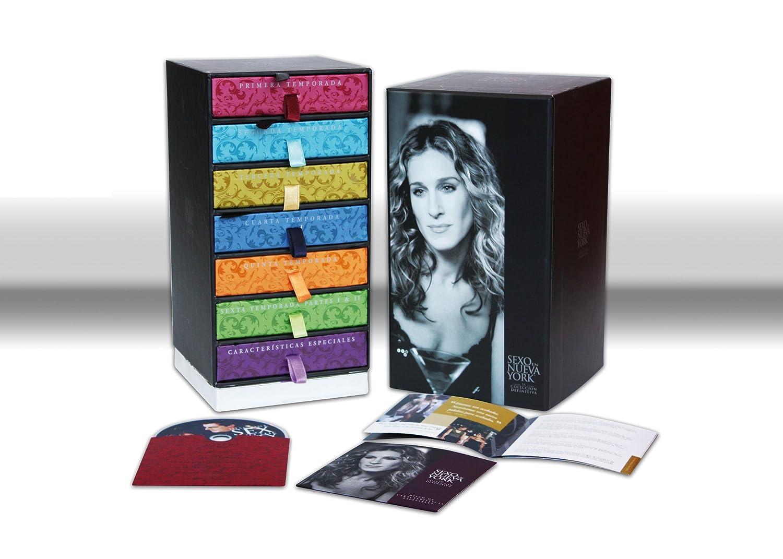 Sexo En Nueva York (Joyero)  DVD   Amazon.es  Sarah Jessica Parker ... 6b0ef36fc06a