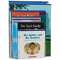 (进口原版)  Everyday Book Box/ Blue, Grades 2-3