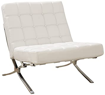 Amazon.com: Global Furniture Silla de tela de piel ...