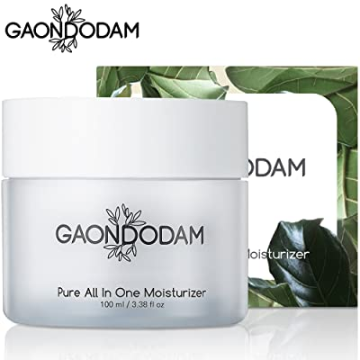 [AMOREPACIFIC] Facial Moisturizer Cream with Shea Butter and Coconut Oil, Advanced Daily Moisturizing for Face and Neck, EWG Verified, GAONDODAM (100 ml / 3.38 fl.oz.) - Click Image to Close