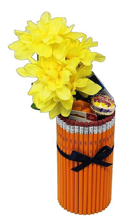 Amazon Back To School Teacher Appreciation Pencil Vase