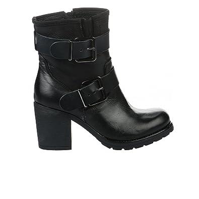 Chaussures femmes bottes Avec décoration noir 41 IzLOvXvRzq