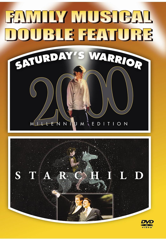 amazon com saturday u0027s warrior star child twin pack eric