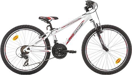 Bikesport Hacker niños bicicleta de montaña ruedas de 24 pulgadas ...