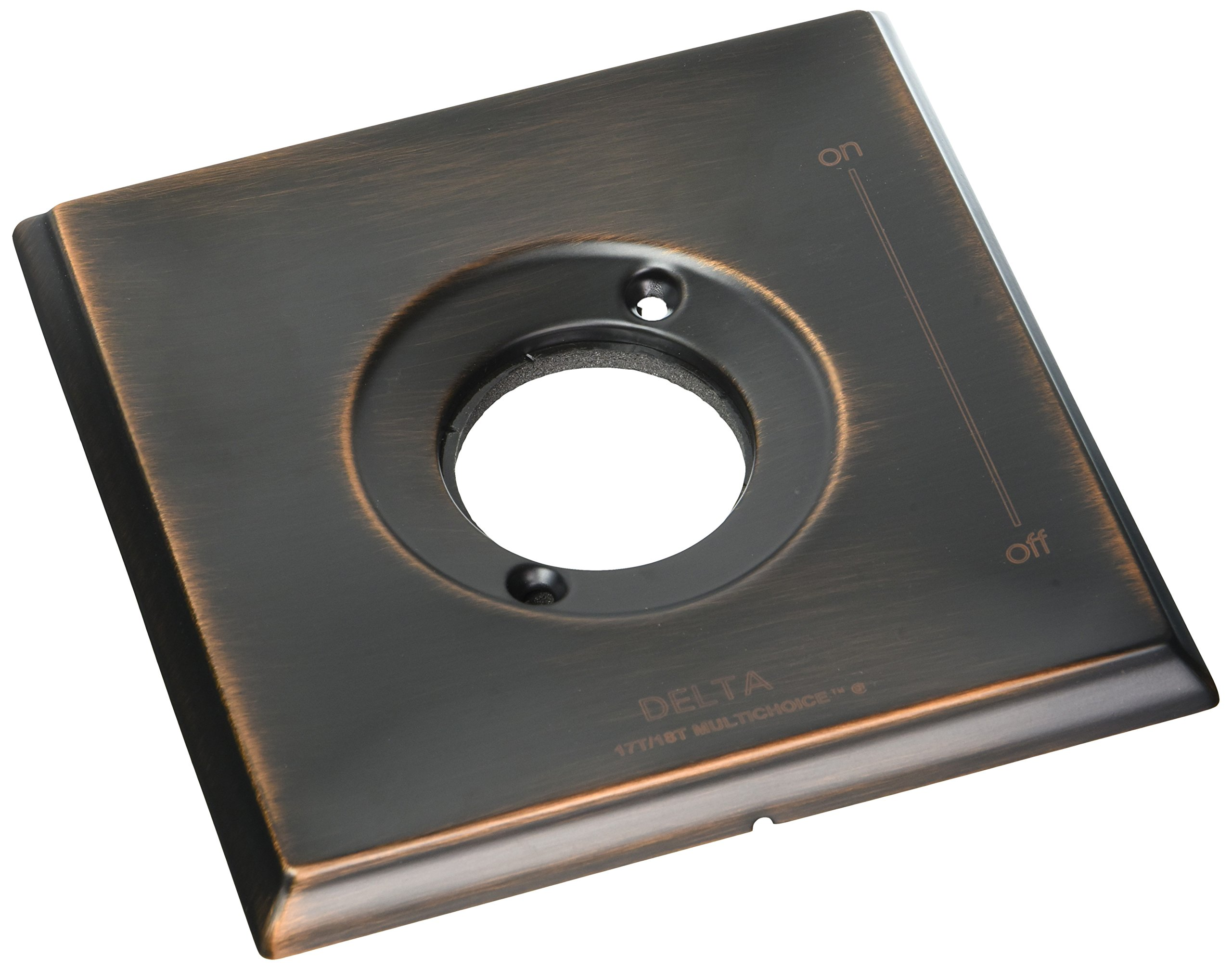 Delta RP52583RB Dryden Tub and Shower Escutcheon, Venetian Bronze by DELTA FAUCET