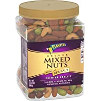 planters deluxe mixed nuts with sea salt - 34 oz. by planters