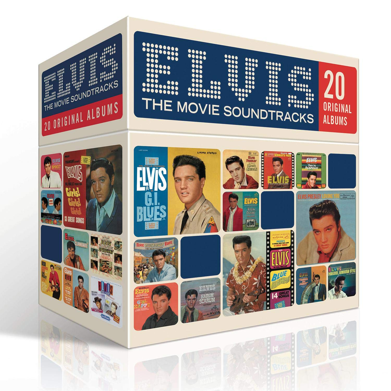 The Elvis Presley Soundtrack Collection by Presley, Elvis