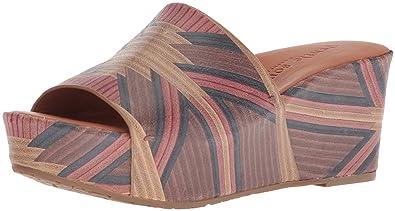 Women's Forella Platform Slip Slide Sandal