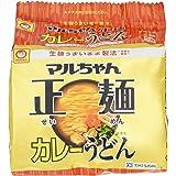 マルちゃん正麺 カレーうどん 5食