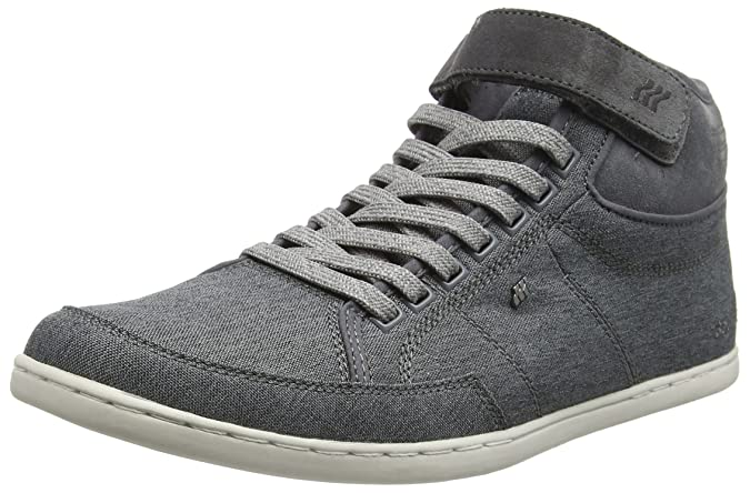 Boxfresh Sneaker Men Swich E 14796 Grey Canvas Schuhe