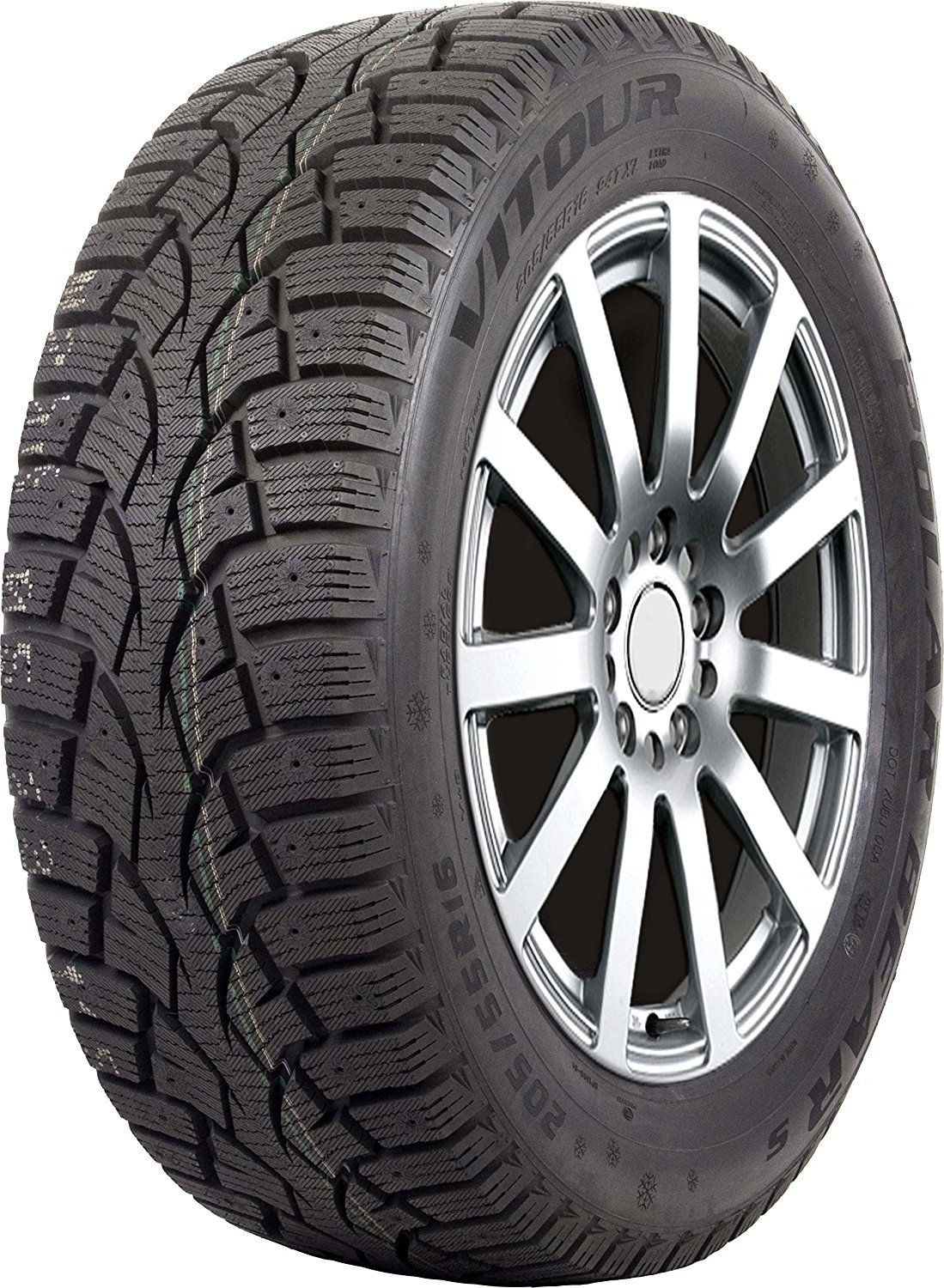 Vitour POLAR BEAR S (STUDDABLE) Studable-Winter Radial Tire - 245/45R17 95T