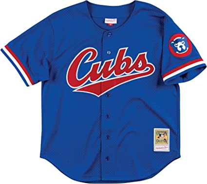 mitchell and ness bp jersey