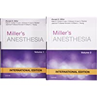 Miller's Anesthesia International Edition 2 Volume Set