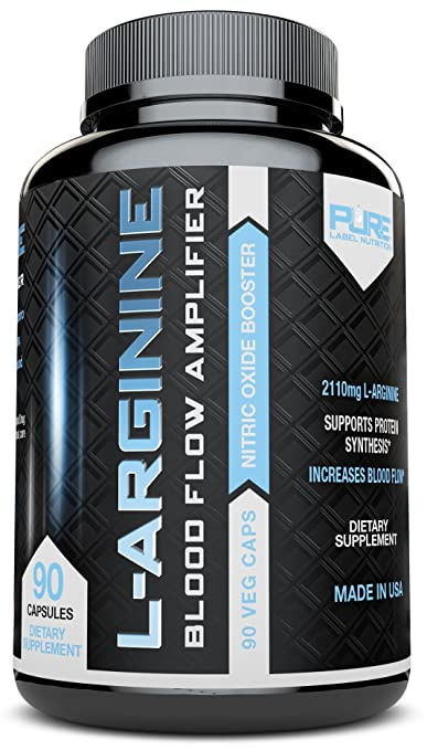 5 Best L-Arginine Supplements of 2019 (Reviews & Top Picks)