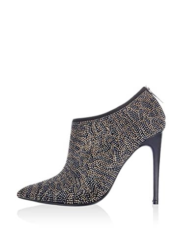3269eb25c67 Just Cavalli Women's Night Out Ankle-Boot Style Blue Size: 6 UK ...