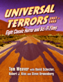 Universal Terrors, 1951–1955: Eight Classic Horror and Science Fiction Films