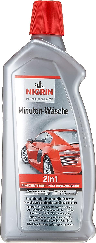 Nigrin 73877 Performance Minutenwäsche 2 In 1 1 Liter Auto