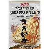 SHIRAKIKU Prepared Shredded Smoked Squid