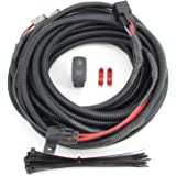 Truck & SUV Backup/ Auxiliary Lighting Wiring & Switch Kit