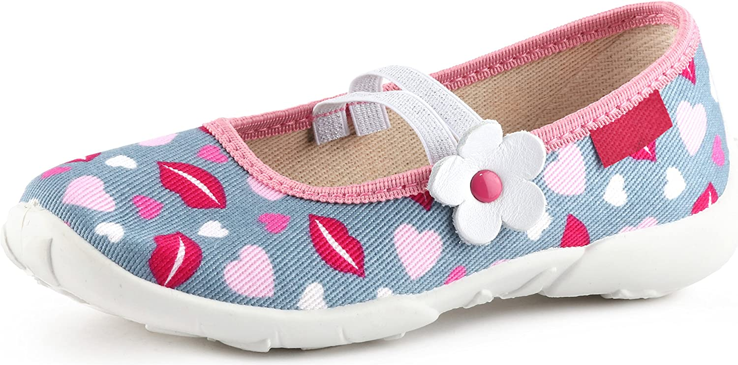 Ladeheid Chaussons Ballerines Fille LARB010