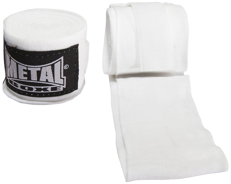 Metal Boxe Fascia da allenamento colore: bianco 4 m