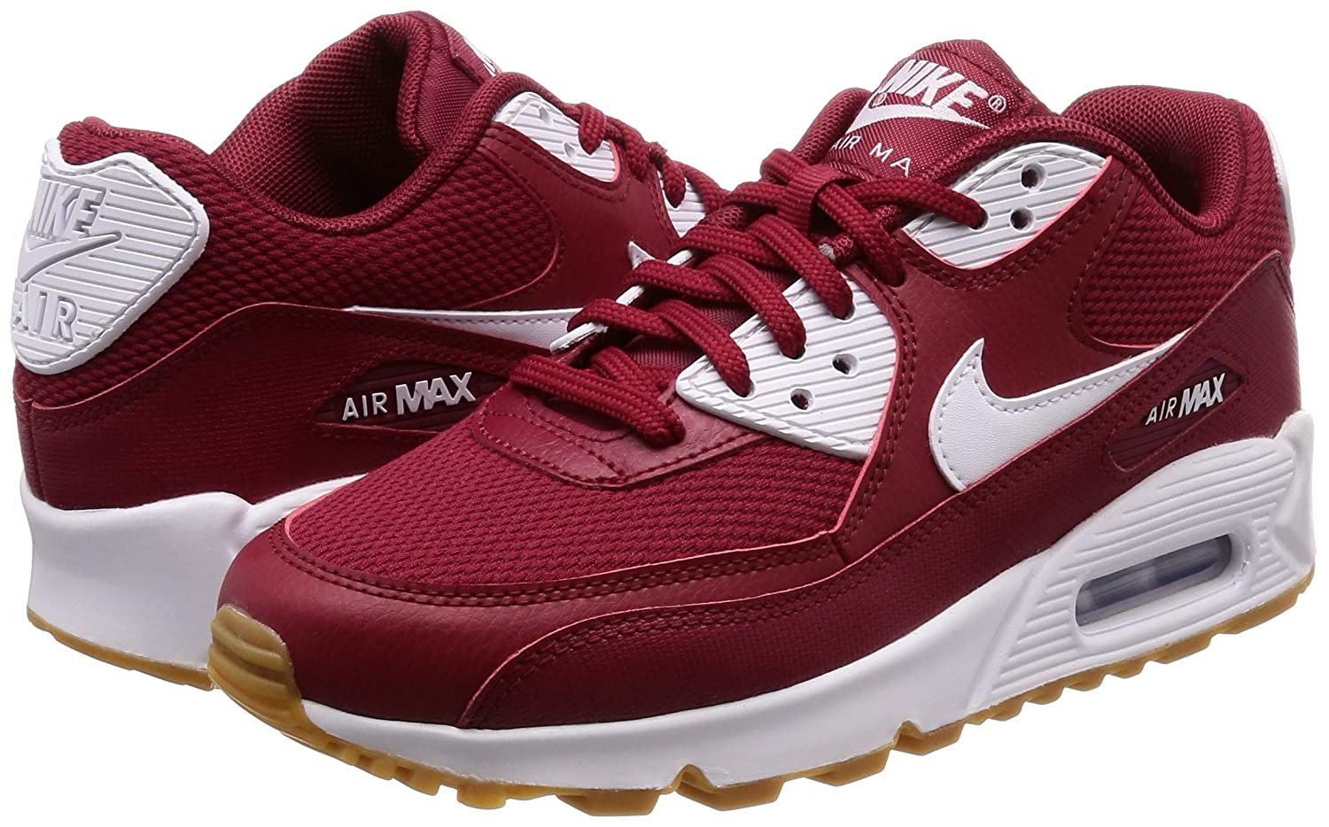 new arrival 6a1c6 cd3ab Nike Women s WMNS Air Max 90 Trainers  Amazon.ca  Shoes   Handbags