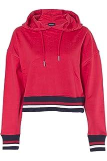 Noroze Mens Zip Up Ribbed Sweatshirt Top
