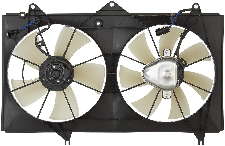 Spectra Premium CF200006 Dual Radiator Fan Assembly