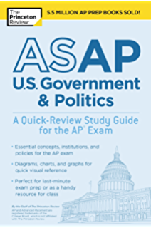 Amazon com: AP U S  Government & Politics Crash Course (Advanced
