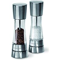 Cole & Mason Gourmet Precision Grind Salt and Pepper Mill Gift Set, 19 cm by Cole & Mason