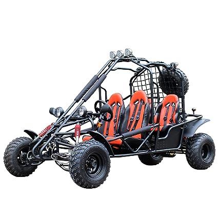 Amazon.com: HQ del motor Go-Kart Rapid df200gkd 169 CC Off ...