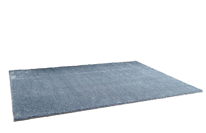 スミノエ(Suminoe) ラグ ブルー 200×250cm 防ダニ 防炎 イルミエ 13136283 200×250cm ブルー B07Q6LH5C8