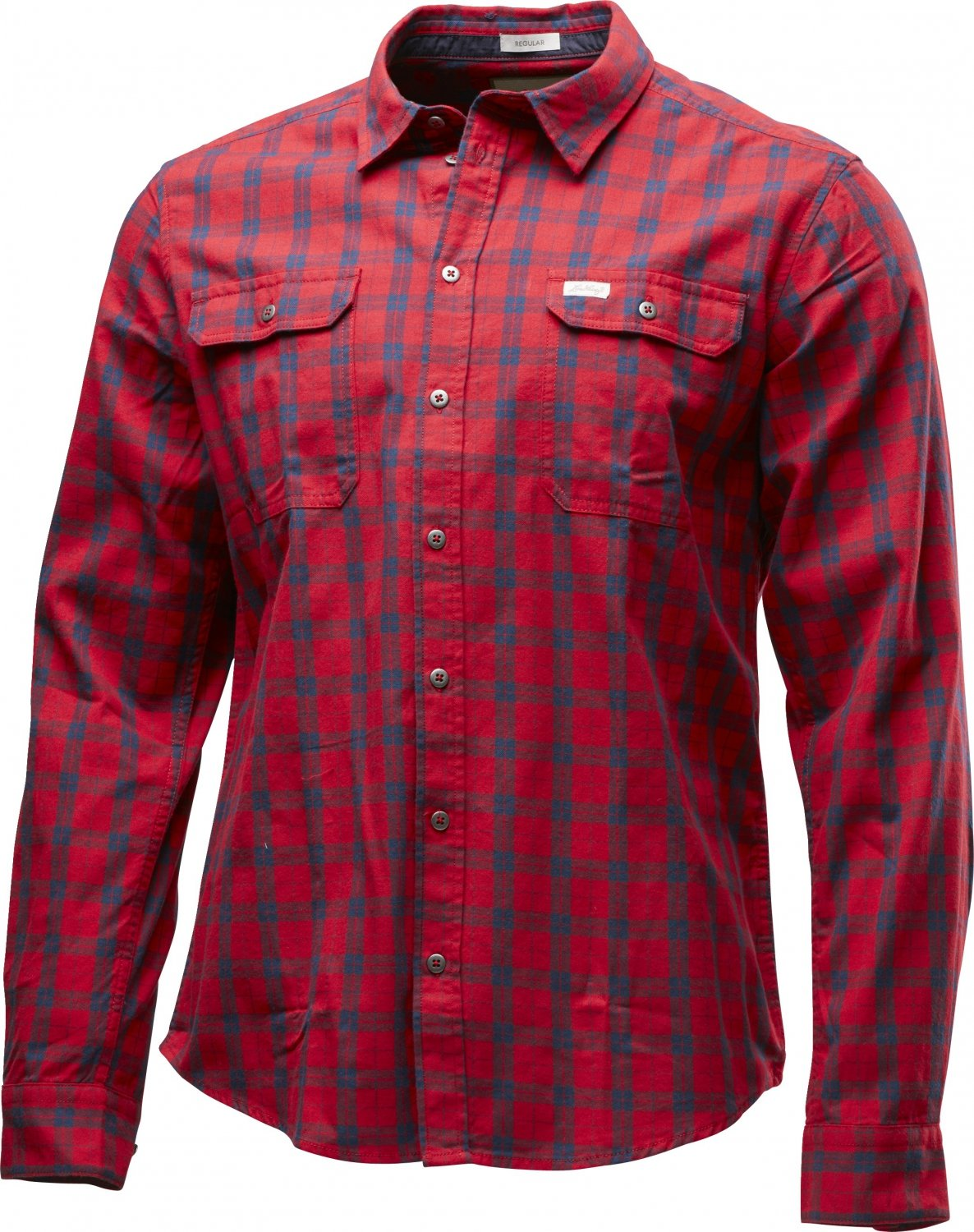 Lundhags Flanell Shirt Outdoorhemd (ROT)