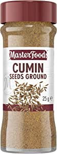 MasterFoods Cumin Seed Ground, 25g