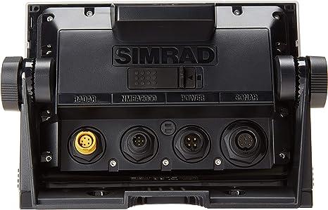 Simrad GO7 XSR Combo w/totalscan transductor [000 – 14077 – 001]: Amazon.es: Deportes y aire libre