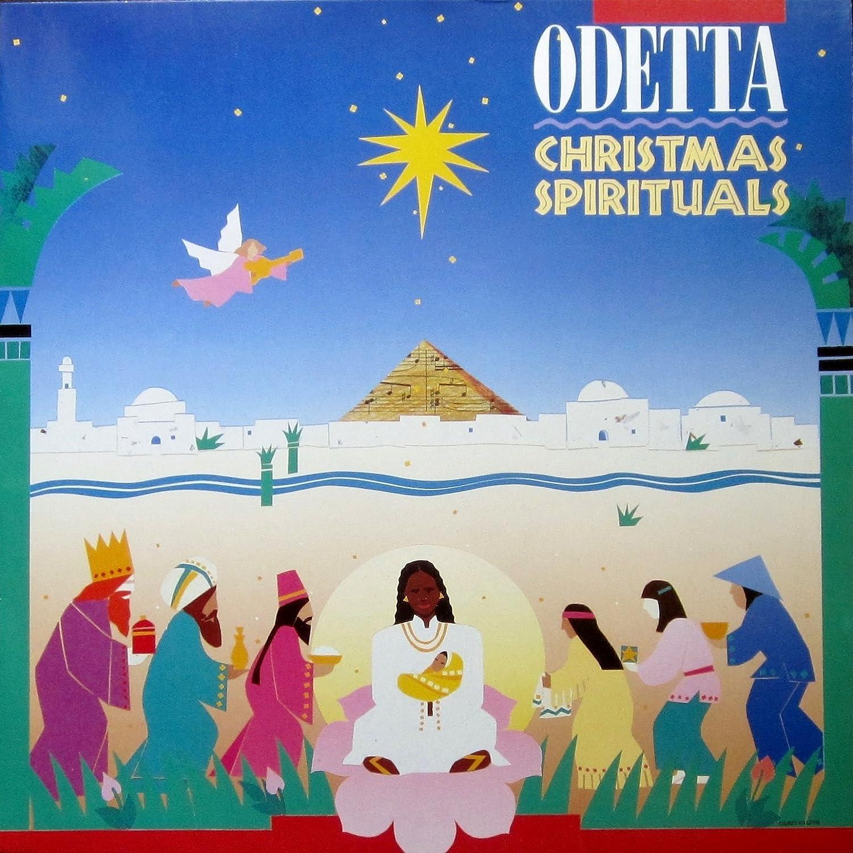 Odetta - Christmas Spirituals - Amazon.com Music