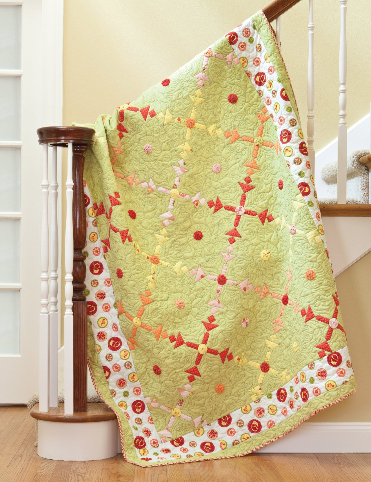 Home Sweet Quilt: Fresh, Easy Quilt Patterns from Jillily Studio ...