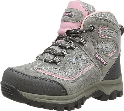 Hi-tec hillside waterproof kids walking boots