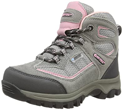 a276a75e15c Hi-Tec Hillside Wp Jrg, Girls' High Rise Hiking Shoes