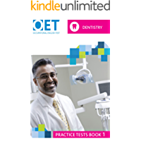 OET Dentistry: Official OET Practice Book 1 (English Edition)