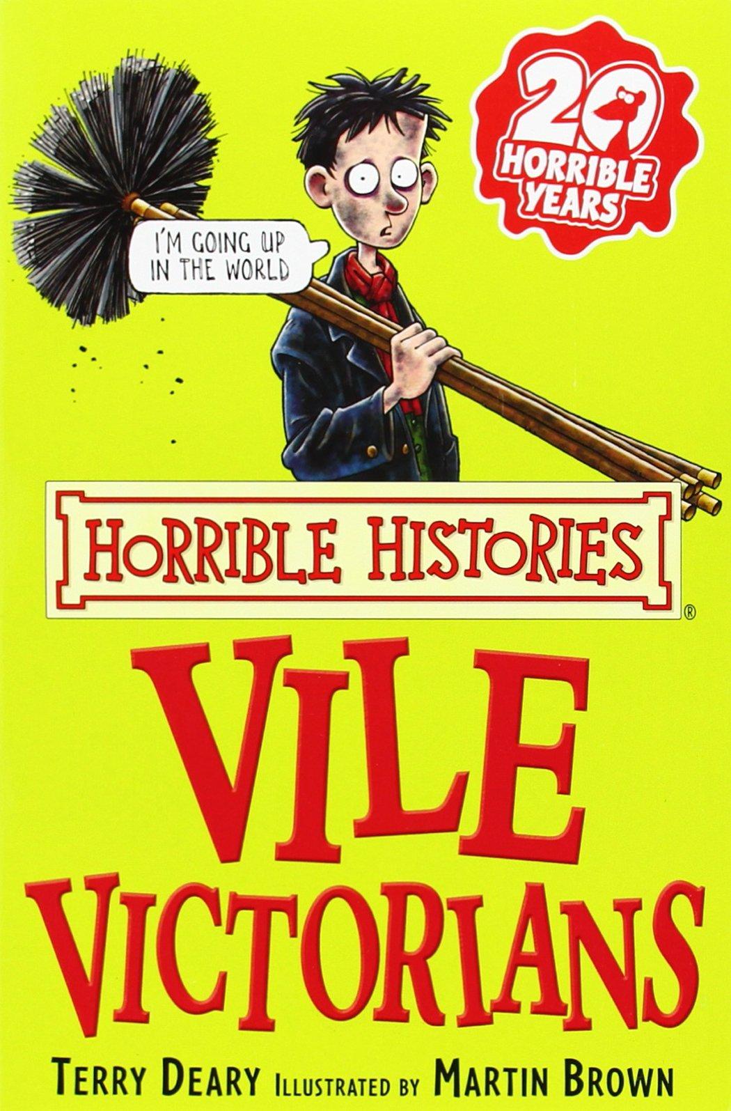 Read Online The Vile Victorians (Horrible Histories) (Horrible Histories) (Horrible Histories) ebook