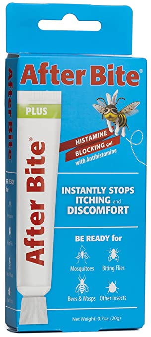Amazoncom After Bite Plus Insect Bite Treatment 07 Ounce After