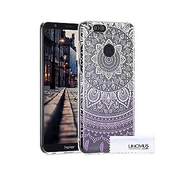 Lincivius Funda Honor 7X, Fundas Huawei Honor 7X Carcasa ...