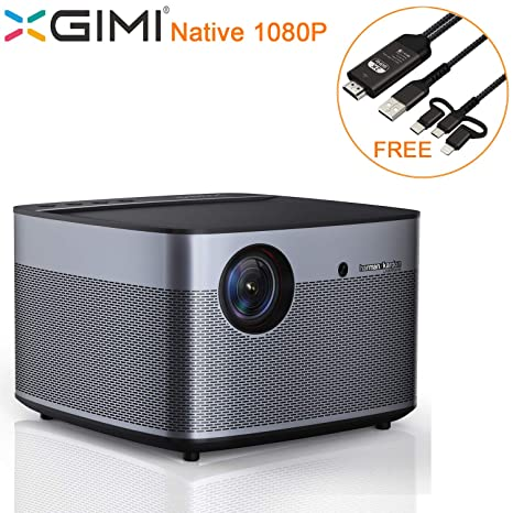 Amazon.com: 1080P DLP Home Video Projector with Android ...
