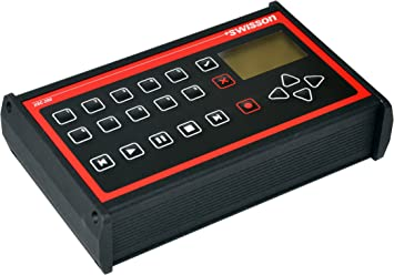 Amazon Com Swisson Xrc 200 Dmx Recorder Playback Tool For Lighting Control Musical Instruments