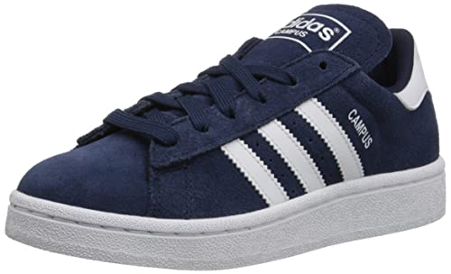 Adidas Originals Campus J Shoe (Big Kid), Collegiate Navy