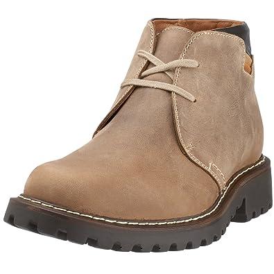 f30a9988cccc4 Josef Seibel Men's Carter Boot Rodeo/Cork Brown Size: 6 UK: Amazon ...