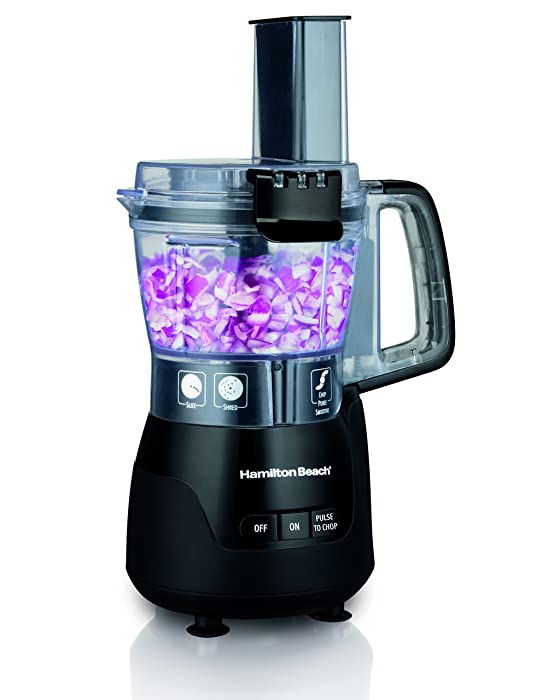 The Best Mini Food Processor Shredder 3 Cup