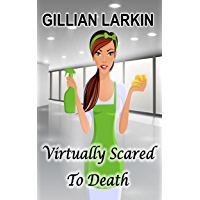 Virtually Scared To Death (Julia Blake Cozy Mystery Book 1)